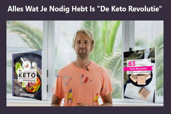 keto revolutie video