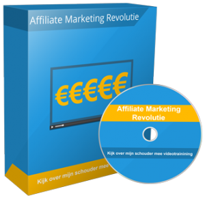 affiliate marketing revolutie
